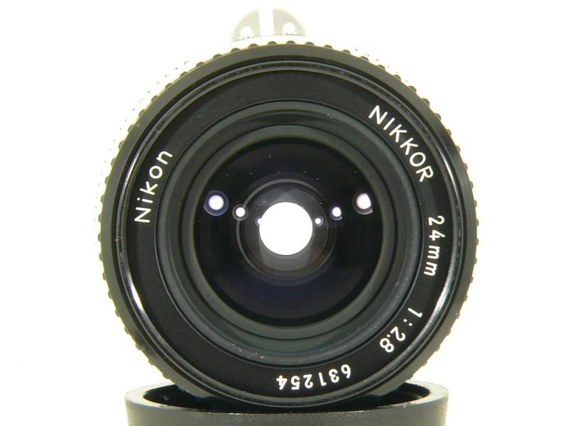 ... (ニコン) Aiニッコール 24mmF2.8